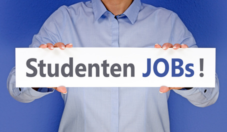 Studenten Jobs! © DOC RABE Media / fotolia